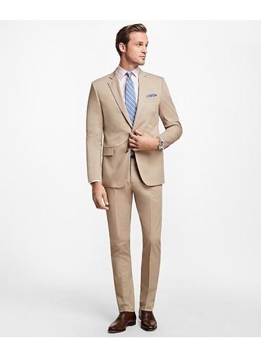 Brooks Brothers Takım Elbise Bej